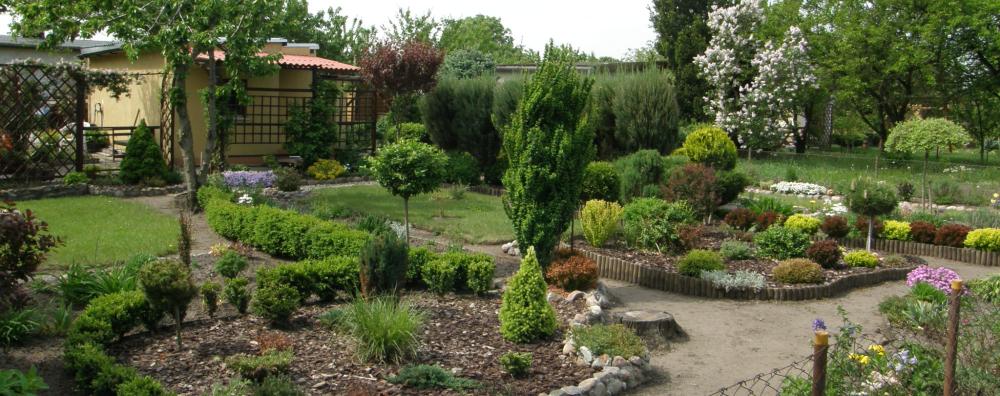 Ogród działkowy
